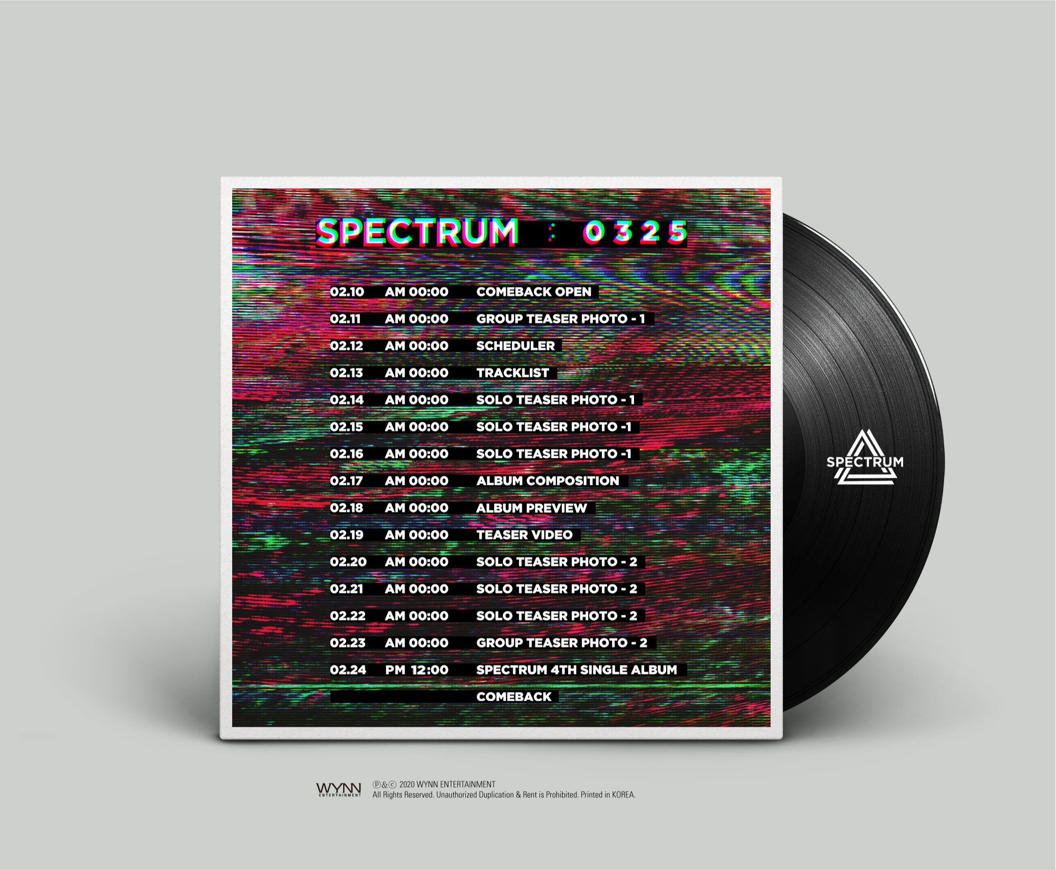 spectrum planning